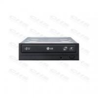 LG ODD DVD ÍRÓ GH24NSD1 SATA Double Layer, DVD-RAM, SecurDisc, fekete, OEM