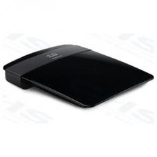 LINKSYS Wireless N Router 300Mbps E1200 1x WAN (100Mbps) + 4x LAN (100Mbps)