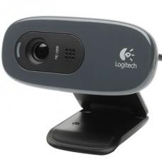 LOGITECH WEBKAMERA HD C270, 720p, Mikrofon