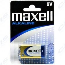 MAXELL Alkálielem 6LR61 9V 1db-os