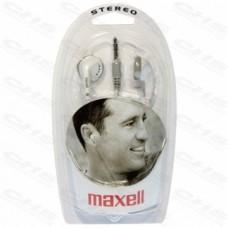 MAXELL Fülhallgató EB-98, 3.5mm jack, Fekete