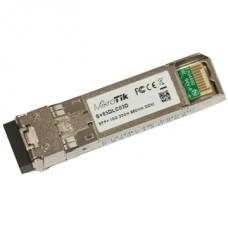 MIKROTIK SFP module - S+85DLC03D - 10G, Dual LC, 300m, SFP+, MM, 850nm