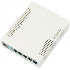 MIKROTIK Switch 5x1000 Mbps + 1xSFP