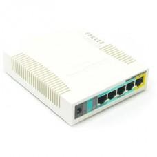 MIKROTIK Vezeték nélküli Router RouterBOARD RB951Ui-2nD