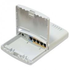 MIKROTIK Vezetékes Router RouterBOARD RB750P-PBr2 kültéri PoE
