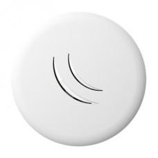 MIKROTIK Wireless Access Point - RBCAPL-2ND - 1x100Mbps, 1xmicroUSB, 300Mbit/s falra szerelhető (cAP lite)