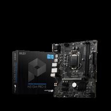 MSI Alaplap S1200 H510M PRO-E Intel H510, mATX