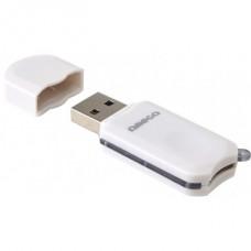 OMEGA Kártyaolvasó, USB 3.0, 5Gb/s, fehér