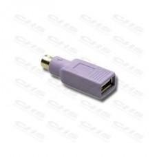 ROLINE Átalakító USB to PS2 Billentyűzethez