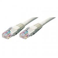 ROLINE Patch kábel ROL 21.15.0510 UTP CAT.5e 10m szürke