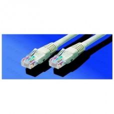 ROLINE Patch kábel ROL 21.15.0521 UTP CAT.5e 0,5m piros