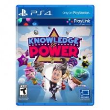 SONY PS4 Játék Knowledge is Power