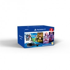 SONY PS4 Kiegészítő VR Mk5 + kamera V2 + 5 játék Mega Pack 3