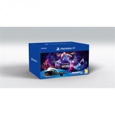 SONY PS4 Kiegészítő VR Mk5 + kamera V2 + VR Worlds