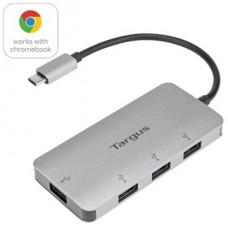 TARGUS Hub ACH226EU, USB-C to 4-Port USB-A Hub