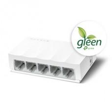 TP-LINK Switch 5x100Mbps, Műanyagházas Asztali, LS1005