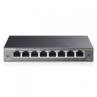 TP-LINK Switch 8x1000Mbps, Easy Smart