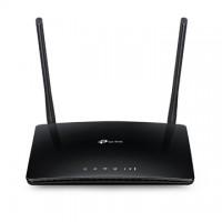 TP-LINK Wireless N Router 300Mbps TL-MR6400 3G/4G 1x WAN (100Mbps) + 4x LAN (100Mbps) + 1 SIM Card Slot