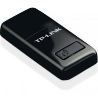TP-LINK Wireless N USB hálózati Adapter 300Mbps Mini