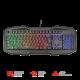 TRUST GXT 830-RW Avonn Gaming Billentyűzet HU