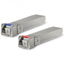 UBiQUiTi SFP modul - UF-SM-10G - U Fiber, Single-Mode, LC, 10Gbps SFP+, 10Km, 2db - csak kettesével rendelhető