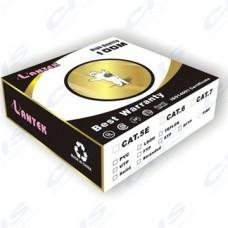 WIRETEK FTP Fali kábel dobozos CAT.5E 100m 32AWG