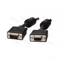 WIRETEK kábel VGA monitor Hosszabbító 1.8m, Male/Female, Árnyékolt