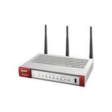 ZYXEL Tűzfal 4xLAN/DMZ(1000Mbps) + 1xWAN + 1xSFP, USG20W-VPN-EU0101F