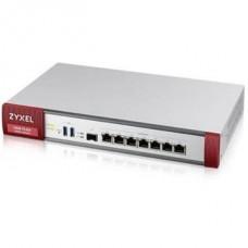 ZYXEL Tűzfal 7xLAN/WAN/DMZ (1000Mbps) 2xUSB 3.0 + 1konzol port + 1év UTM Bundle USGFLEX500-EU0102F
