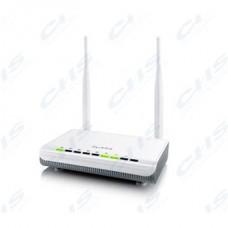 ZYXEL Wireless N Router 300Mbps 1xWAN(100Mbps)+4xLAN(100Mbps)